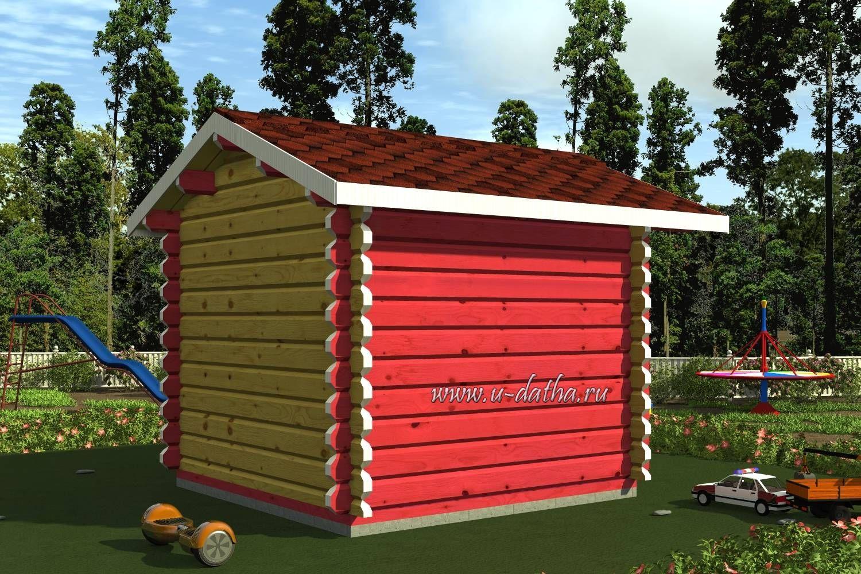 Садовые дачные домики