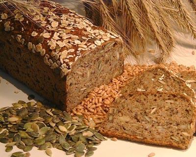 Хлеб из чечевицы
