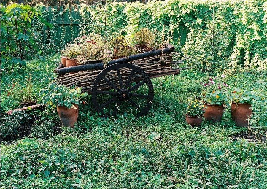 Сад и деревня своими руками фото 95